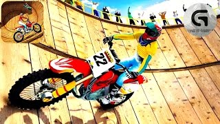 Well of Death Bike Stunt Drive   by Tech 3D Games Studios   simulation   Android Gameplay HD