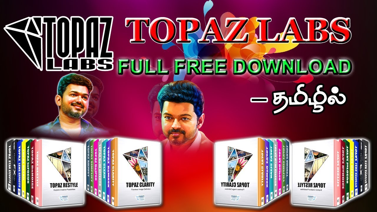 How to Download and Install Topaz Plugin for Photoshop by