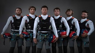 Get to know the United States SailGP Team