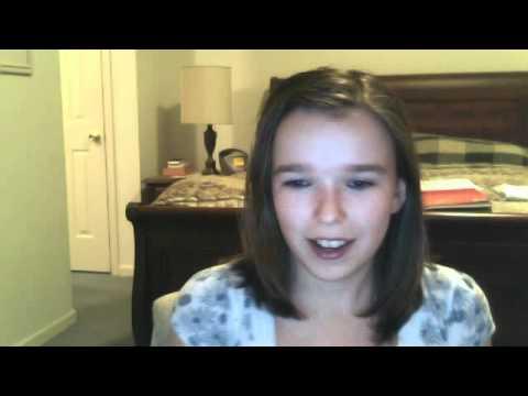 Teen webcam tease