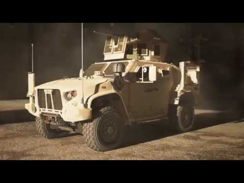US Army Orders 611 Joint Light Tactical Vehicles from Oshkosh Defense
