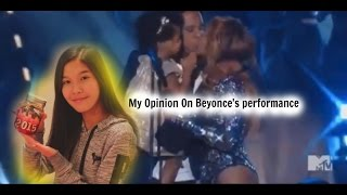 One of Ainura K.'s most viewed videos: My opinion on Beyonce's Performance