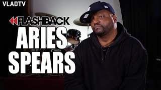 Aries Spears Breaks Down the Zo Williams Fight on Corey Holcomb's Show (Flashback)