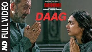 Daag (Full Video Song) | Bhoomi (2017)