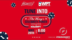 The King's Celebrity Poker Challenge on ClubWPT