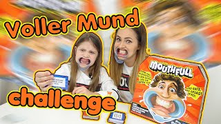 MOUTHFULL CHALLENGE Voller Mund Challenge//Evelina Show