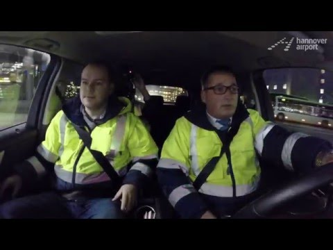 Terminal manager - Behind the scenes at Hannover Airport