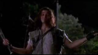 Raphael vs Casey Jones