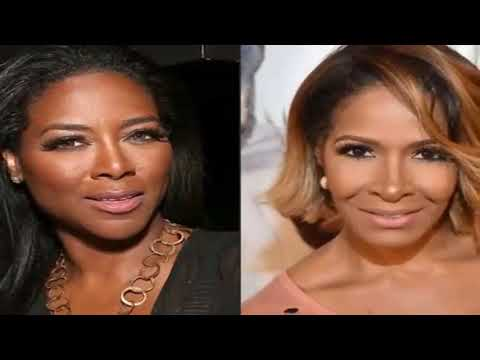 Kenya Moore Is Haunted By A Horrifying Memory Her Ex Boyfriend Tried To Stab Her To Death!