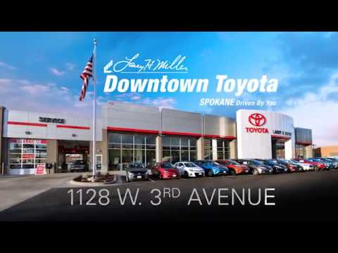 Shiny New 2017 Toyota Cars | Larry H. Miller Downtown Toyota Spokane    YouTube