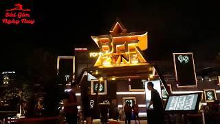 Một vòng phố ăn chơi đêm khét tiếng ở SÀI GÒN BÙI VIỆN điểm đến của giới trẻ và du khách 4 phương
