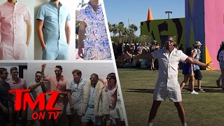 It's Rompers For Men! | TMZ TV