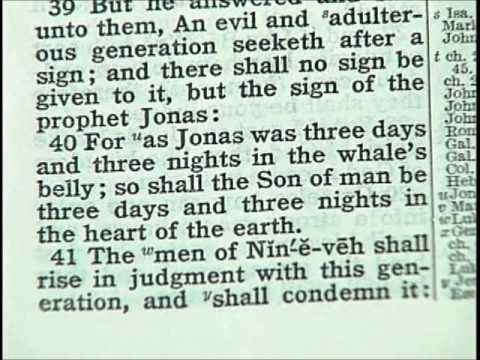 37 3 4 Through the Bible with Les Feldick  The Seven Unities of the Church: Ephesians 4:1-11