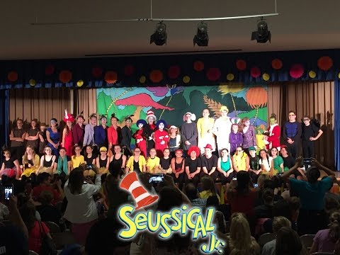 SEUSSICAL THE MUSICAL JR. - Presented by Bensalem Parks & Rec