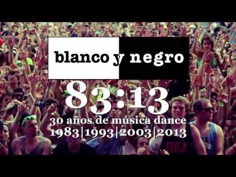 Festival 30 Aniversario Blanco y Negro Music (Zaragoza 4 Octubre)