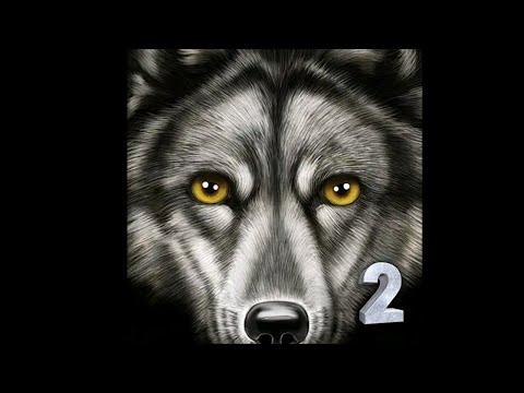Волк играет в симулятор волка — Ultimate Wolf Simulator 2