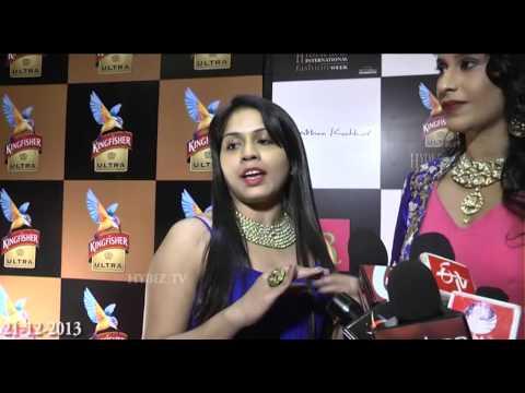 Anitha Reddy Kingfisher Fashion Show