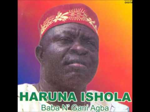 Alhaji Haruna Ishola- Oroki Social Club