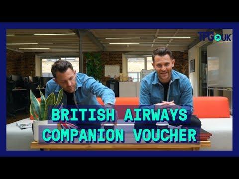 The Best Credit Card Benefit In The UK? | British Airways Companion Voucher