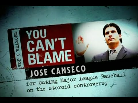 Top 5 Reasons You Can't Blame Jose Canseco