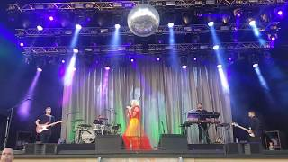 Carly Rae Jepsen - Want You in My Room at Grona Lund Stockholm, Sweden on 23rd May 2019