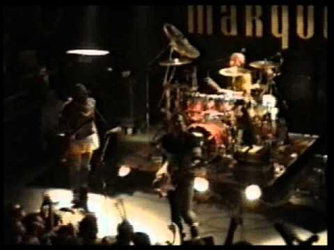 Spear of Destiny - Rocketship & Soldier Soldier & Liberator - Marquee 1990