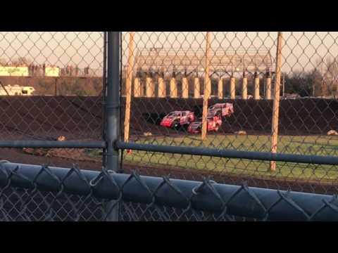Boone Speedway Sport Mod Heat 4/22/17