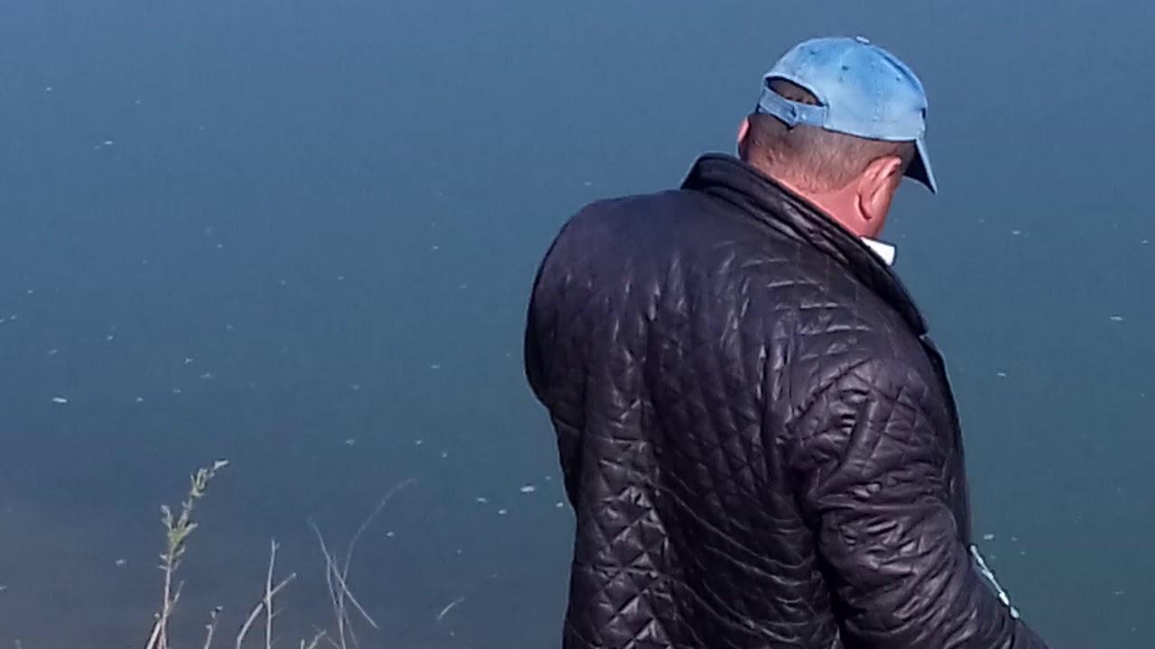 Lökbatan gölündə balıq ovu.Sezonun açılışını etdik.
