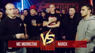 VERSUS: FRESH BLOOD 2 (Mc Moonstar VS Narek) Round 1