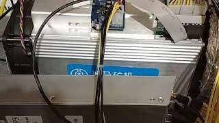 LIVE: Unboxing ASIC Miner. Not Bitmain Antminer A3 D3 L3+ S9