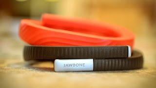 jawbone UP24 Bluetooth Activity/Fitness Tracker Review