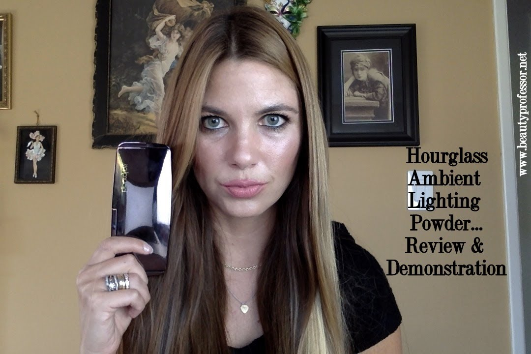 Hourglass Ambient Lighting Powder Palette...Review And Tutorial   YouTube