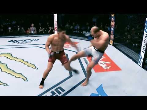 The Perfect Low Kick Counter Punch |  Li Jingliang