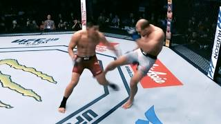 Perfect Lowkick Counter