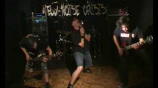 New Noise Crisis - Nightmare OFFICIAL MUSIC VIDEO