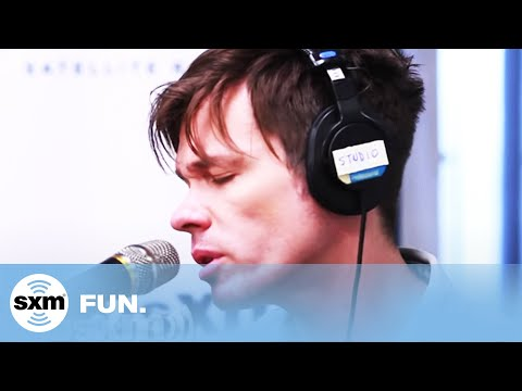 """Fun. """"We Owned The Night"""" (Lady Antebellum Cover) Acoustic // SiriusXM // Hits 1"""