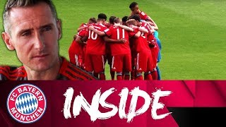 Download Video Miroslav Klose: Successful Coach of the Under-17s | Inside FC Bayern MP3 3GP MP4
