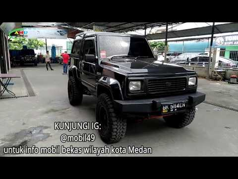 😎 Daihatsu Rocky Independent 4x4  Modifikasi/ Modification- Legend Offroad- 1996 2003 2006