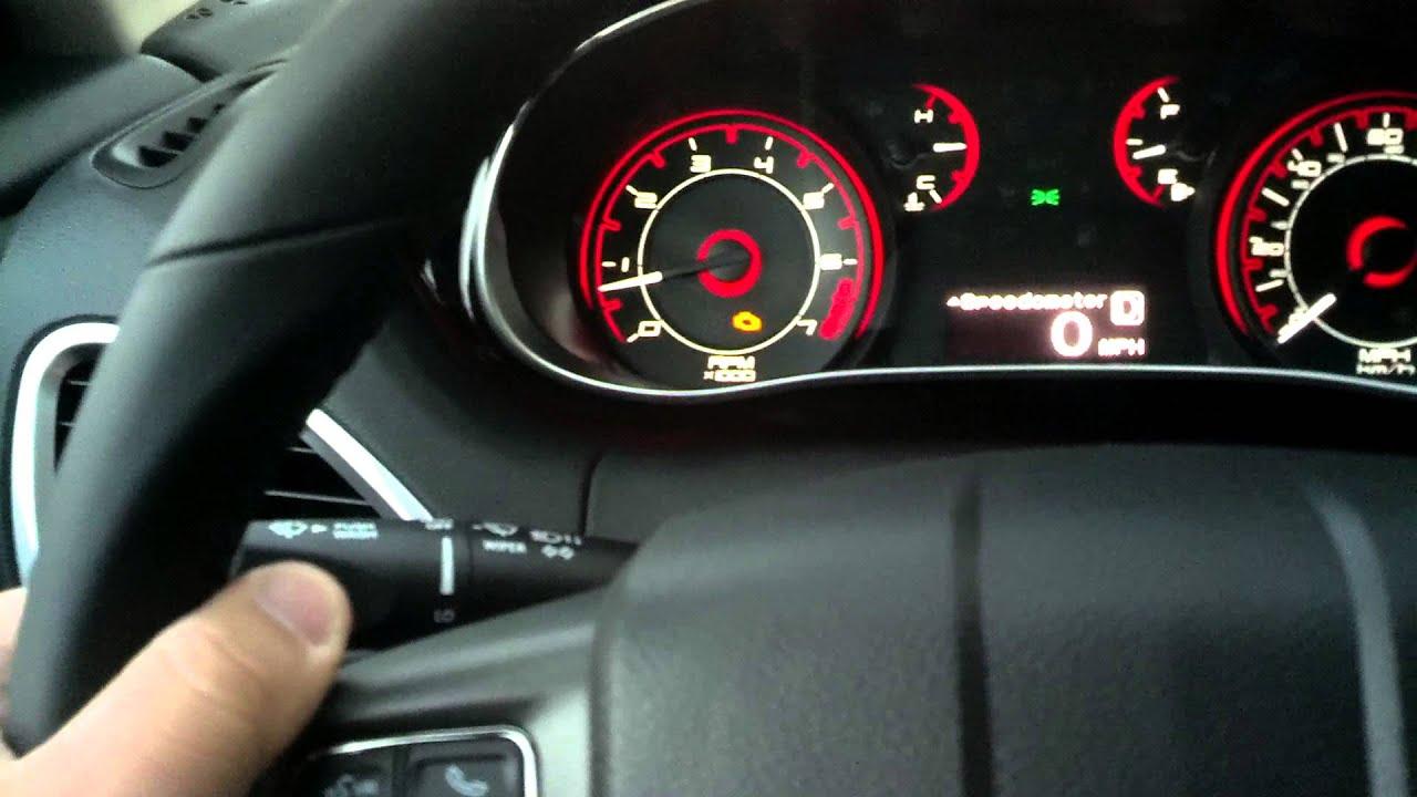 Brand New Dodge Dart Electrical Fail