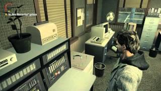 Let's Play Alan Wake [Blind/Full-HD] #06 Handgreiflichkeiten im Polizeirevier thumbnail