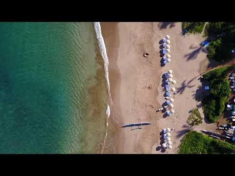 Beach Day at Four Seasons Maui