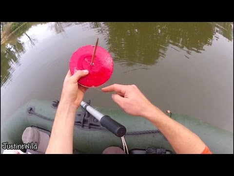 Как ловить щуку на кружки