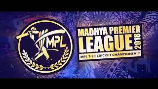 Madhya premier league 2018 (official theme song) mpl t-20