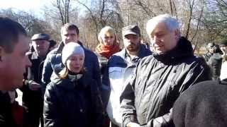 Вопрос Станислава Медведева депутату Балашихи
