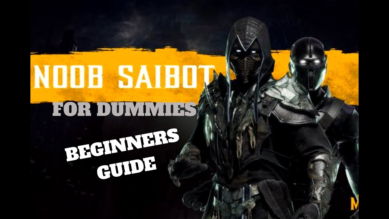 Getting to know Noob Saibot! - Mortal Kombat 11 Character Guide (For Beginners)