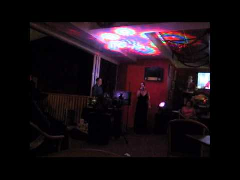 Cover of Harder To Breathe - karaoke Coniston Hotel - Sienna Mayfair