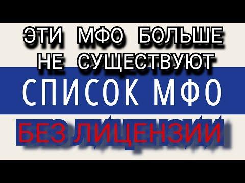 Мфо без лицензии в России. Также про квику.займер.монеза.манеймэн.микрозаймы. и про Топовые мфо
