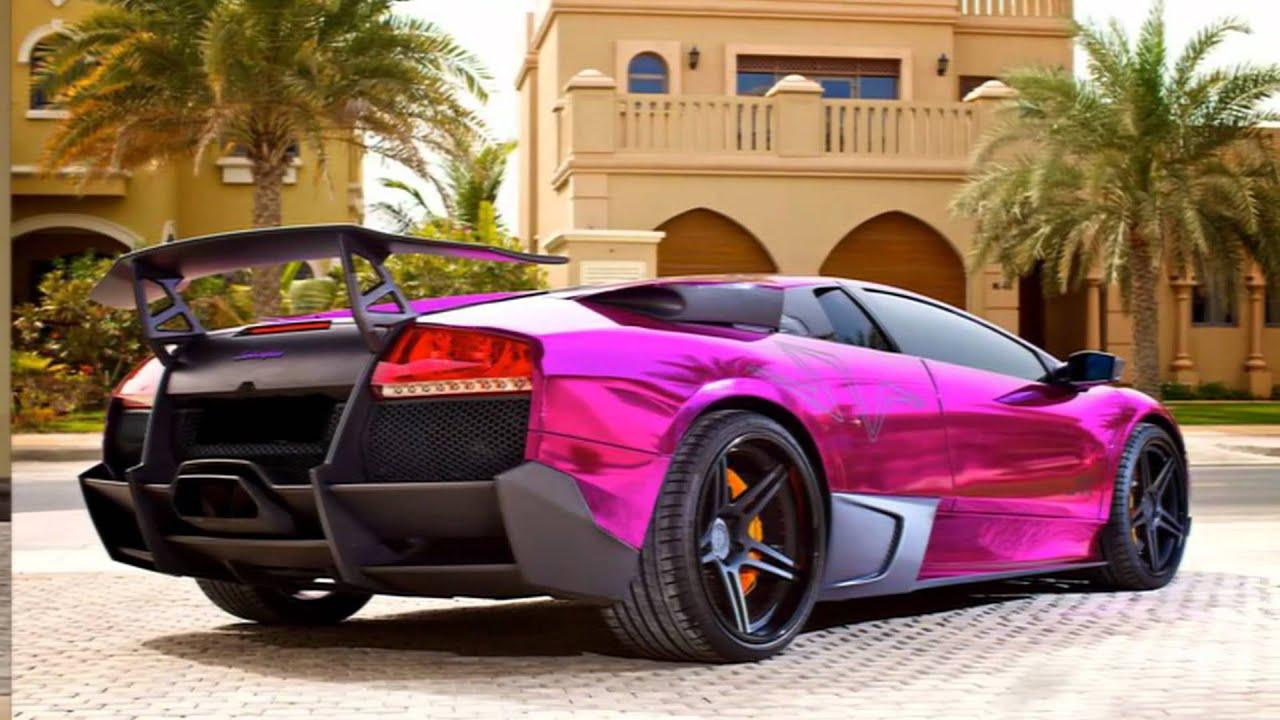 Chrome Purple Lamborghini Murcielago Lp670 4 Sv Youtube
