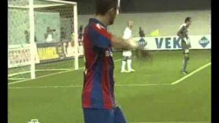 CSKA Moscow 4-0 Anorthosis Famagusta Zoran Tosic goal *HQ*