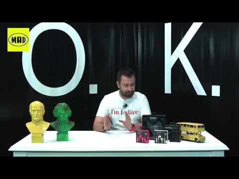 ΟΚ! The Request Show, με τον Θέμη Γεωργαντά 24/12/18